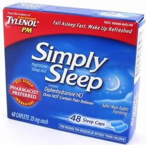 OTC Sleeping pills